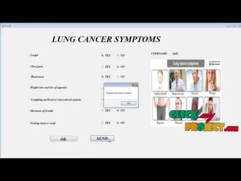 Diagnosis Of Lung Cancer Prediction System Using Data Mining Classification Techniques