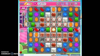 Candy Crush Level 1228 help w/audio tips, hints, tricks