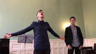 Agony- Alex Kosick and Brendan Smith Cover