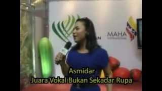 Asmidar di MAHA 2012 Part2
