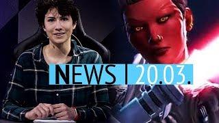 Google kündigt Gaming-Plattform Stadia an - Disney öffnet Lucasfilm Games wieder - News