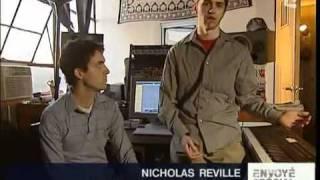 Envoye Special - Les Pirates Du Net 3/4