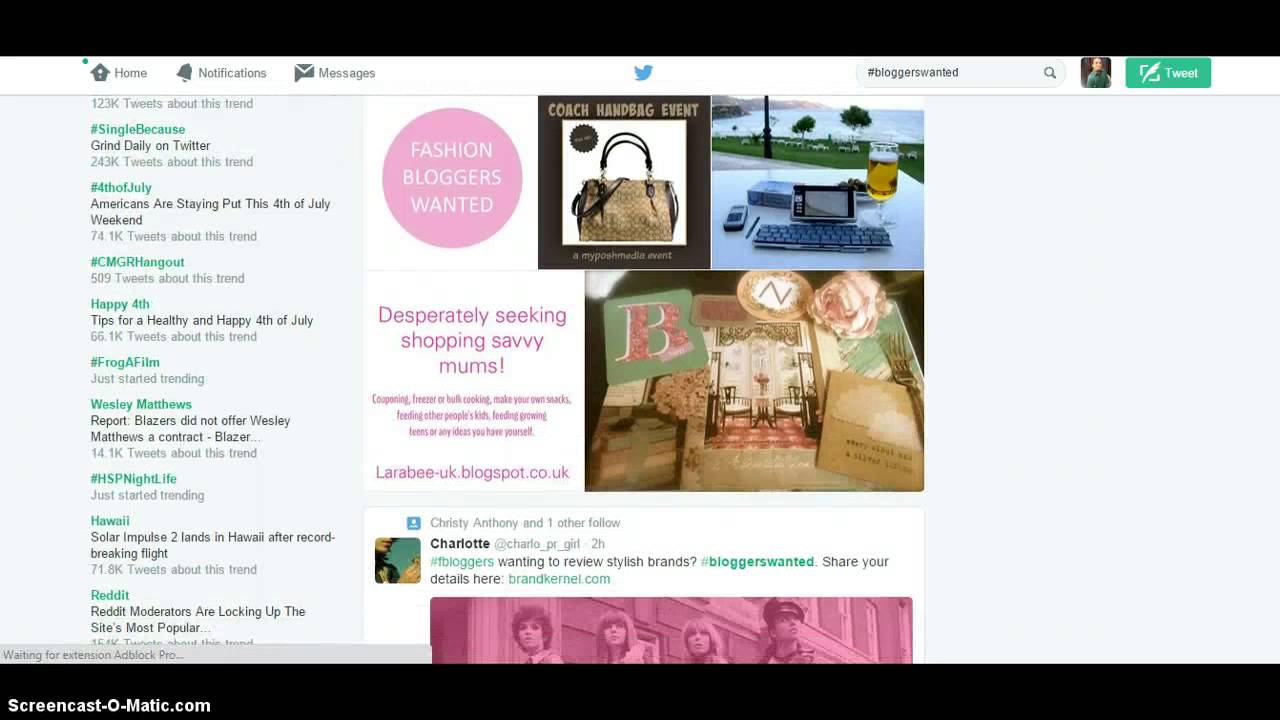 How To Make Money On Fiverr  How To Market Your Fiverr Gigs On Twitter