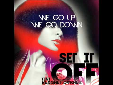 """Set It Off"" Lyric Video - Jully Black feat. Kardinal Offishall"
