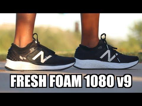 NEW BALANCE FRESH FOAM 1080 v9 REVIEW : Still the softest running shoe?