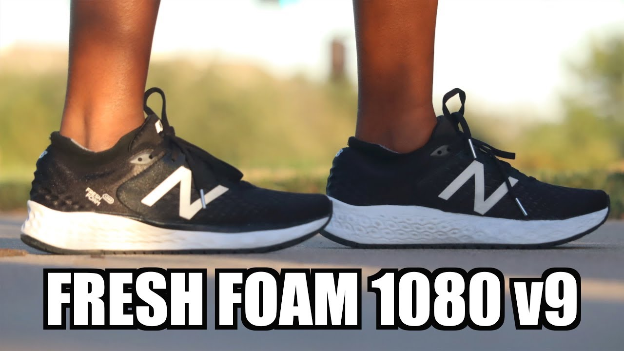 4a53d301d2b NEW BALANCE FRESH FOAM 1080 v9 REVIEW   Still the softest running shoe