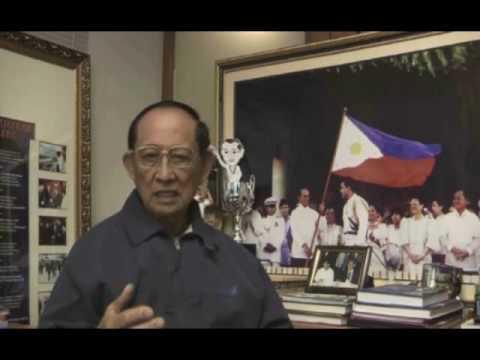 President Fidel V. Ramos' Message