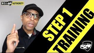 Motor Club of America - MCA Authority Training - STEP 1