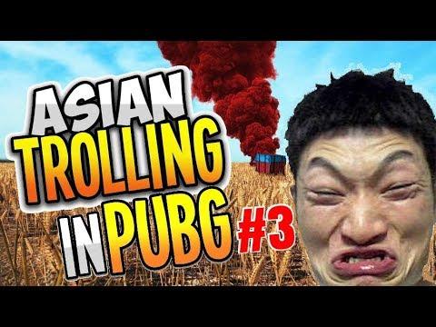 WHITE BOI PHUC GRANDMA | Asian Trolling in PUBG #3