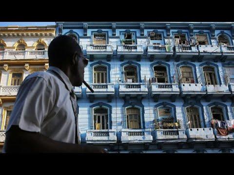 "U.S. officials in Cuba suffered ""physical symptoms"""