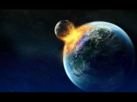 Столкновение Луны с Землей/ Clash of the Moon to the Earth