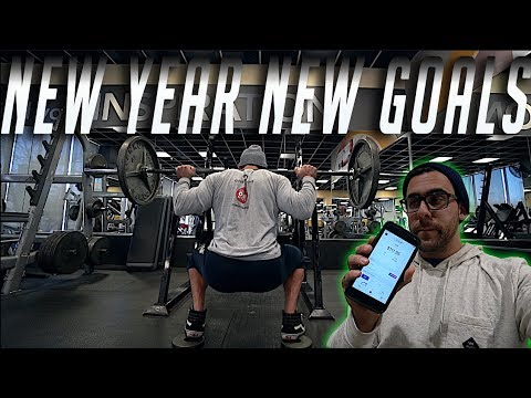 I SQUATTED? | New Opportunities, Lifts, and Work for 2018!