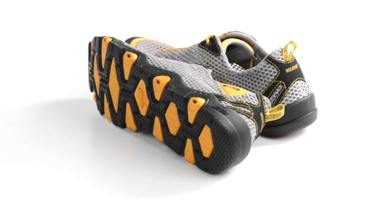 40033b522113 Wolverine Creek Bed Water Shoes (For Men) - YouTube