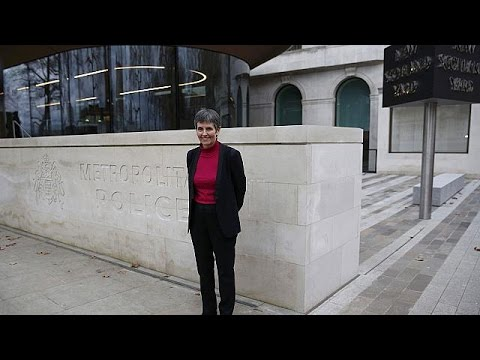 UK appoints Cressida Dick as first female Met. Police chief