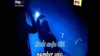anh yeu tuyet voi (anh number one) karaoke beat.avi
