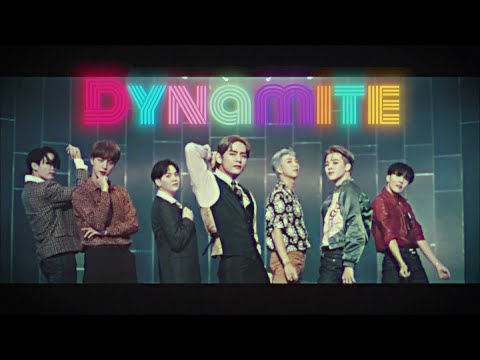 BTS (방탄소년단) 'Dynamite' ('70s remix) MV
