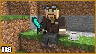 Er noget så chill // Dansk Minecraft - Skywars // Ep118