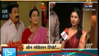 ZEE24TAAS : Channel Katta- Julun yeti Reshimgadthi (marathi serial)