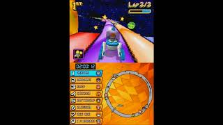 Cartoon Network Racing-Spiel Teil 12 Wissenschaftler boy (Nintendo DS versio kart speed soupered-up)
