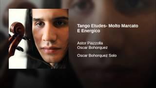 Tango Etudes- Molto Marcato E Energico