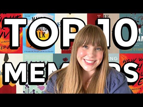 My Top 10 Favourite Memoirs