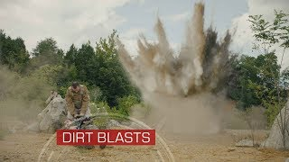 Dirt Blasts VFX Stock Footage Collection is Now