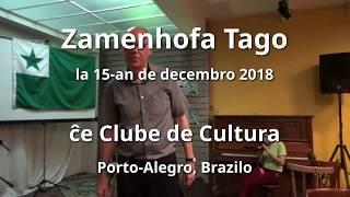 Zamenhofa Tago 2018 – Hommaŝino