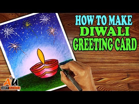 Free animated musical diwali greeting cards music download search very easy simple and most beautiful handmade diwali greeting cards for kids in step by m4hsunfo