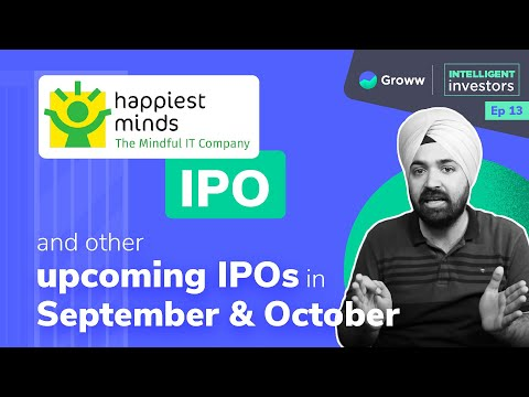 Happiest Minds IPO - Happiest Minds IPO Price & Review | Cams IPO | Route Mobile IPO | Groww