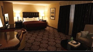 Las Vegas Circus Circus Casino Tower Deluxe King Size Room Tour for Shot Show 2019