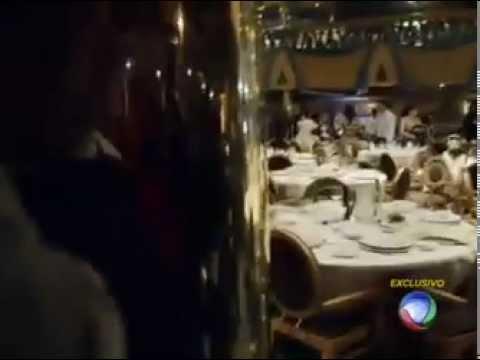 Documentário mostra últimos instantes antes do naufrágio do Costa Concórdia em 2012 (TV Record)