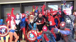 Marvel & DC Superhero Comedy Compilation! Ft. Spider-Man Batman