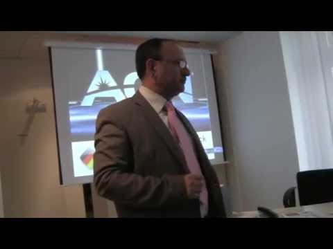 ACN Business Opportunities presentation by Mr. Usman Ghani, in Offenbach,  Frankfurt (Urdu Language)
