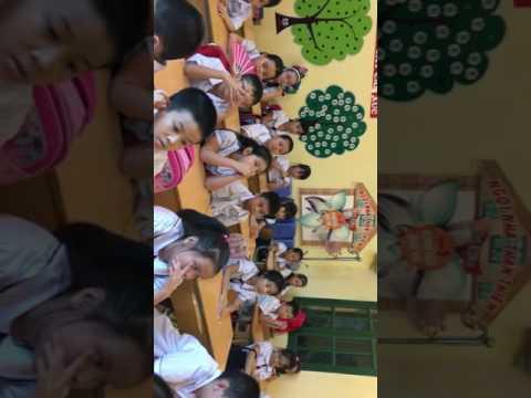 Lớp 3A1 trường tiểu học Nguyễn Trãi Ngô Quyền Hải Phòng ngày 14/09/2016