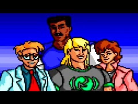 James Bond Jr. (SNES) Playthrough - NintendoComplete