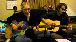 "Mikka Smith and Joshua Gow - Takesgiving Tracks - ""Mambo Sun"" - T.Rex Cover"