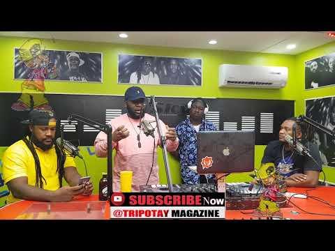 P J Da Boss Live WhatsupSkyShow ( Dj Hotsquad & Rasta Fòkè )