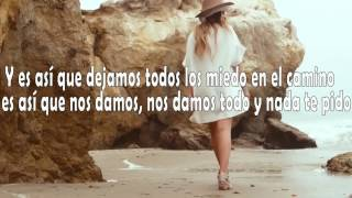 Sofia Reyes Feat. Reykon - Llegaste Tú (Vídeo Lyric) #2016