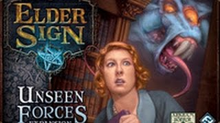 Unseen Forces Expansion Review