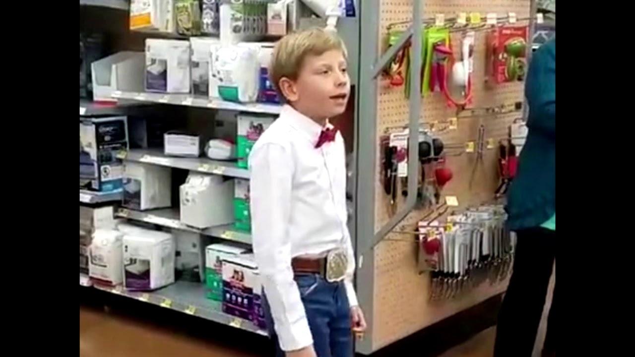 74f07a45d Yodeling Walmart Kid EDM Remix (1 HOUR VERSION) - YouTube