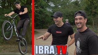 IBRA TV SUR UN VÉLO ! LE BONUS  ! (+ CADEAUX A GAGNER)
