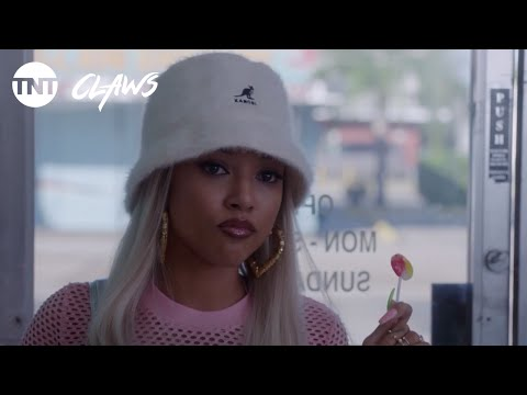 Claws: Girls in the Salon [CLIP] | TNT