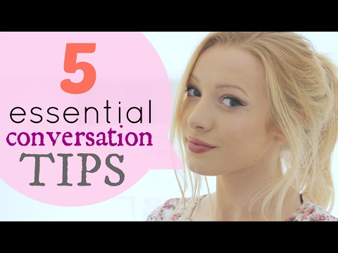 5 English Conversation Tips | How to improve your communication skills*