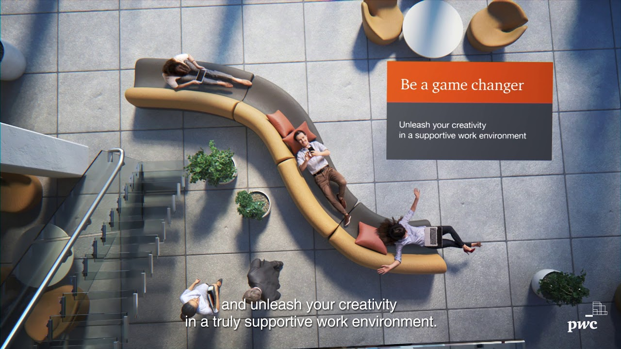Pwc Careers Central Eastern Europe Be A Game Changer