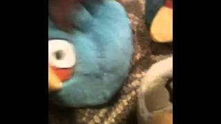 Jake Krebs Angry Birds Plush Collection