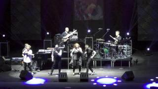 The Manhattan Transfer Pescara Jazz 2017.