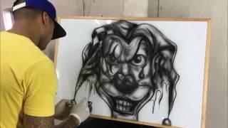 Como fazer graffit