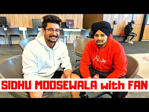 I Met SIDHU MOOSE WALA (Fan Moment)