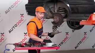 Instalar Pastilhas De Travão dianteiro e traseira BMW 3 Compact (E36): vídeo grátis