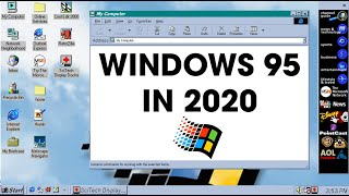 Windows 95 in 2020 - 25 Years Later